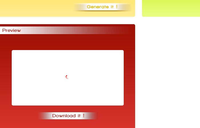 loading画像が簡単に作れるサービス「Ajaxload」