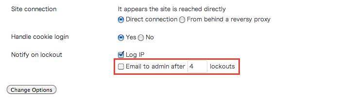 ログインに失敗したIPからのアクセスを遮断するWordPressプラグイン「Limit Login Attempts」
