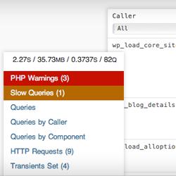 [WP]WordPressが重い時は「Query Monitor」でクエリ実行時間などをモニターしよう