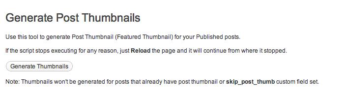 自動で投稿記事にアイキャッチを設定してくれるWordPressプラグイン「Auto Post Thumbnail」の設定方法など