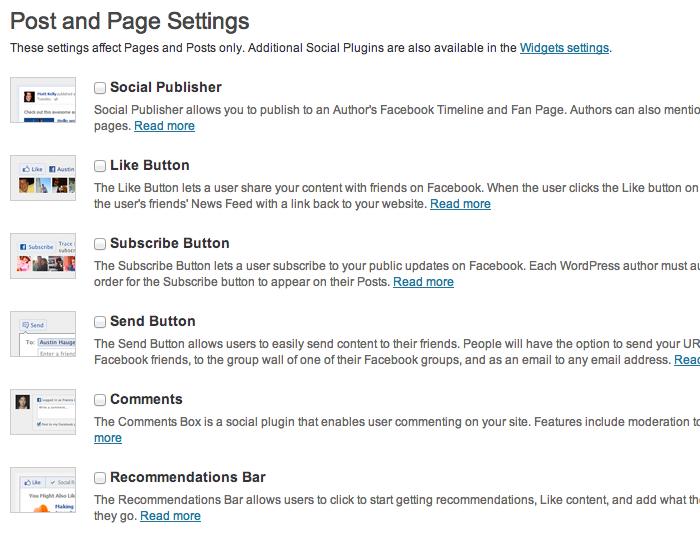 友達のタイムラインにも投稿できる、FacebookとWordPressを連携するためのプラグイン「Facebook for WordPress」の設定