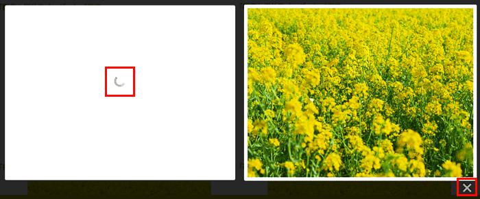 [JS]画像をオーバーレイ表示できる「Lightbox」の新バージョン2.5 の使い方
