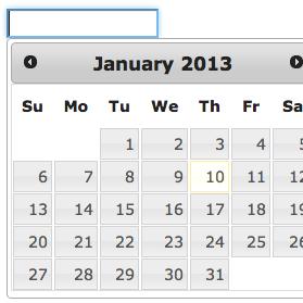 [JS]jQuery Datepickerの日付フォーマットを変更する方法
