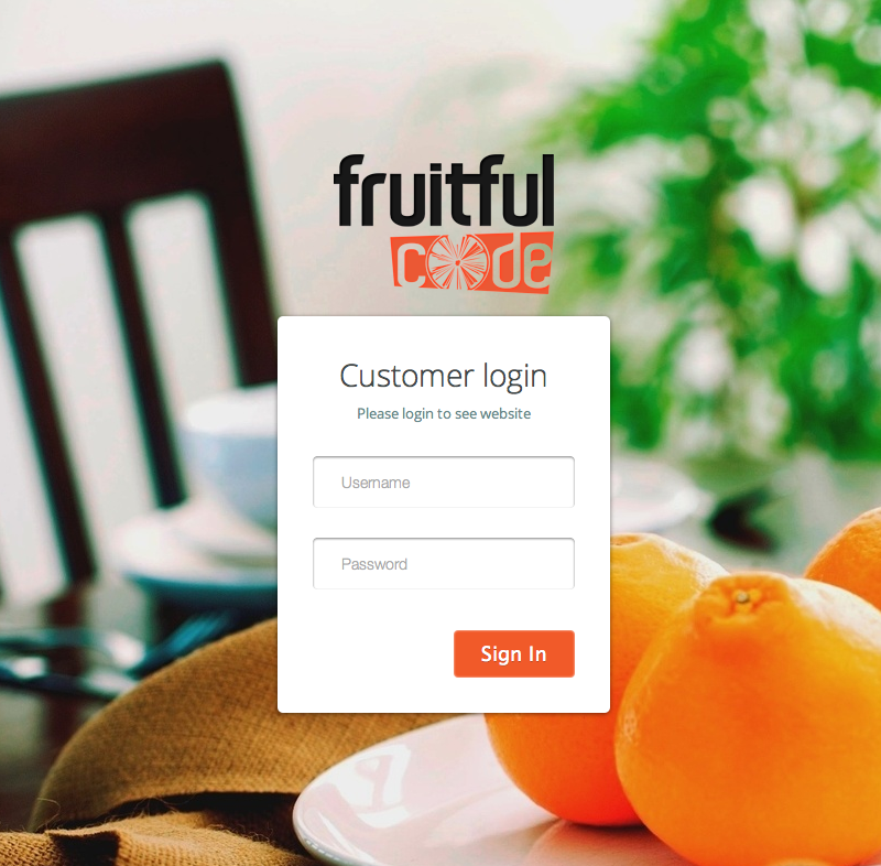 [WP]ログインフォームをメンテナンス画面として使用できるプラグイン「Maintenance by fruitfulcode」