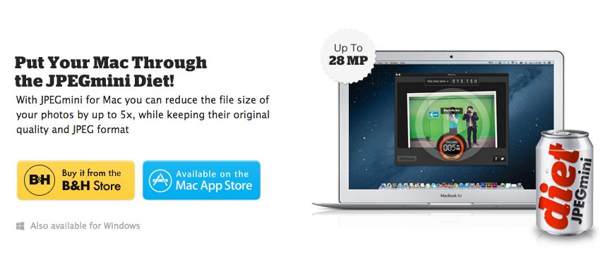JPG 画像の容量(サイズ)を小さくするサービス「JPEG Minimizer」