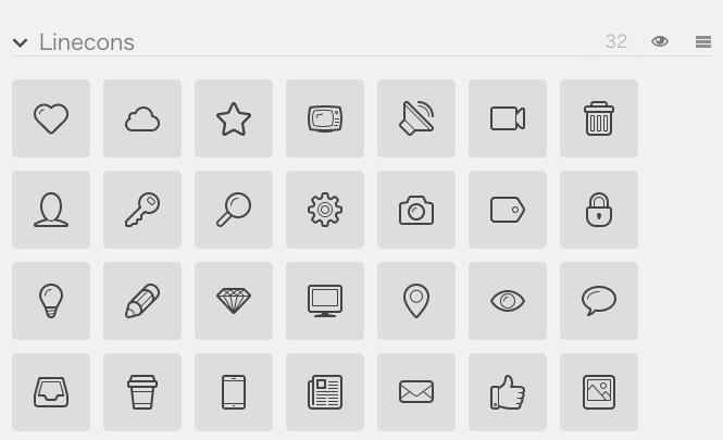 アイコンフォントが手軽に使える「IcoMoon」の使い方