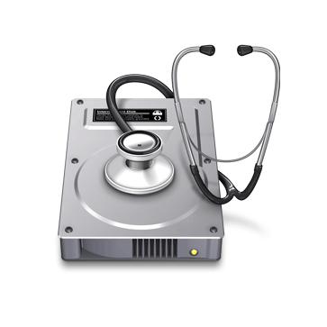 Mac OS 10.8 でディスクとアクセス権を修復する方法