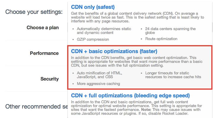 無料で使えるCDN「CloudFlare」の導入方法