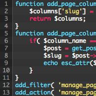 [WP]Crayon Syntax Highlighterで長いコードを折り返し表示する方法