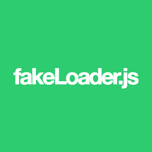 [JS]アニメーションの種類も豊富なローディング用プラグイン「fakeLoader.js」