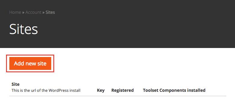 Types プラグインを1.6.6.3 にアップデートする方法