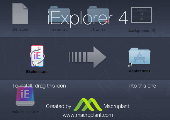 iPhoneの音楽データをMacにエクスポートする方法(iExplorer)