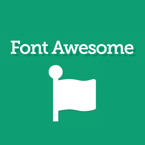 [CSS]Font Awesomeのアイコンを細く見せたい場合の対処法
