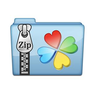 [Mac]長いパスワードをかけてWin用の圧縮ファイル(ZIP)を生成できるZIPANG