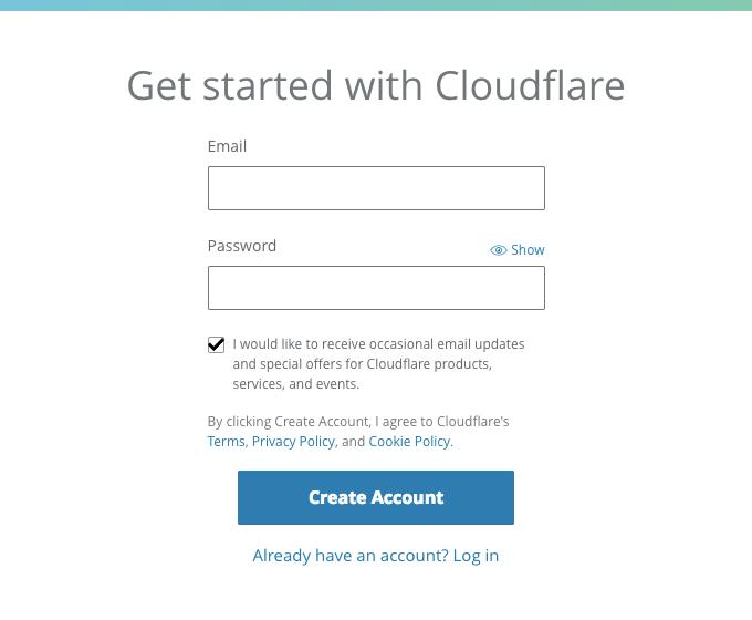 ヘテムルサーバーでCloudFlareを導入する手順