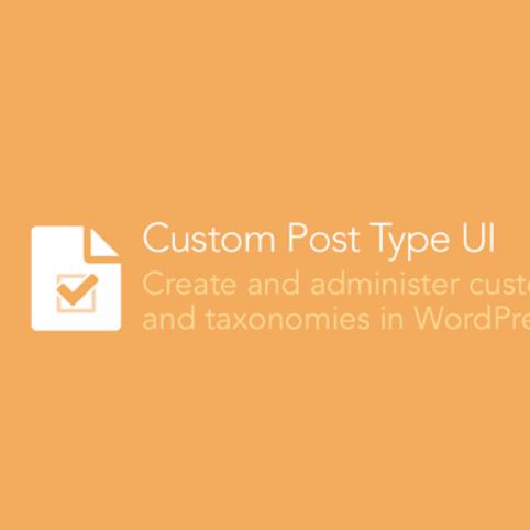 [WP]Custom Post Type UIでカスタム投稿タイプの説明文を表示する方法